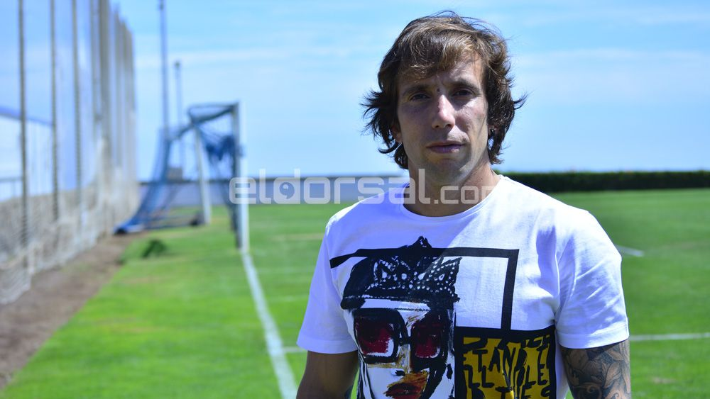 """Raúl Cámara: """"Oltra ha traído una energía muy positiva al CD Tenerife"""""""