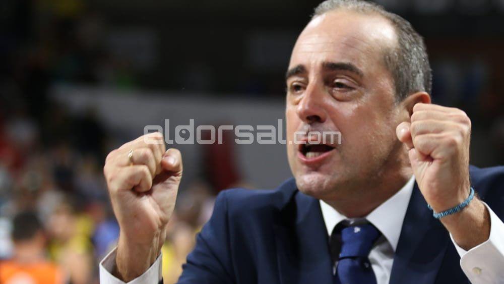 "Txus Vidorreta: ""Iberostar Tenerife se lleva una victoria muy merecida en Gran Canaria"""