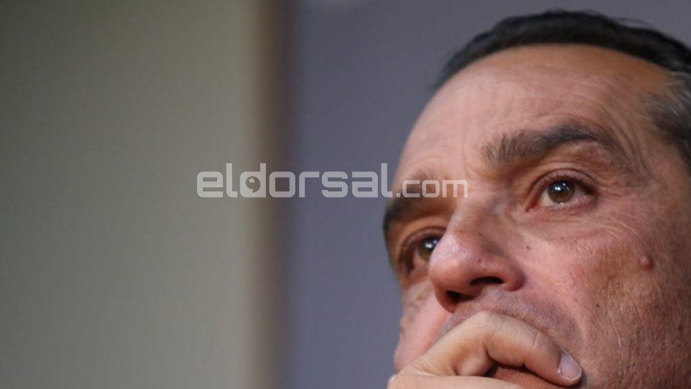 """Oltra, """"contento"""" con el CD Tenerife a pesar del empate en casa ante el CD Lugo"""