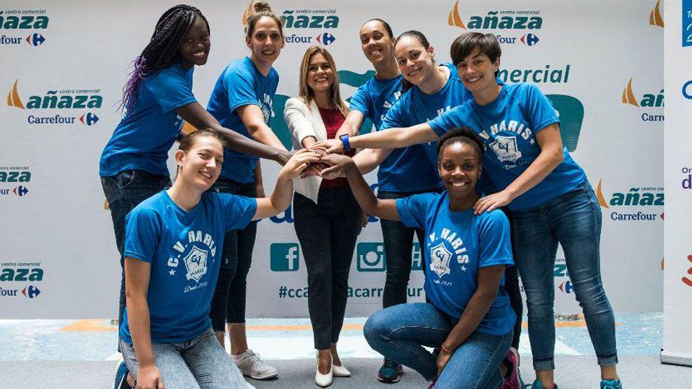 Con coraje e ilusión, el CV Haris pone rumbo a la Supercopa Femenina