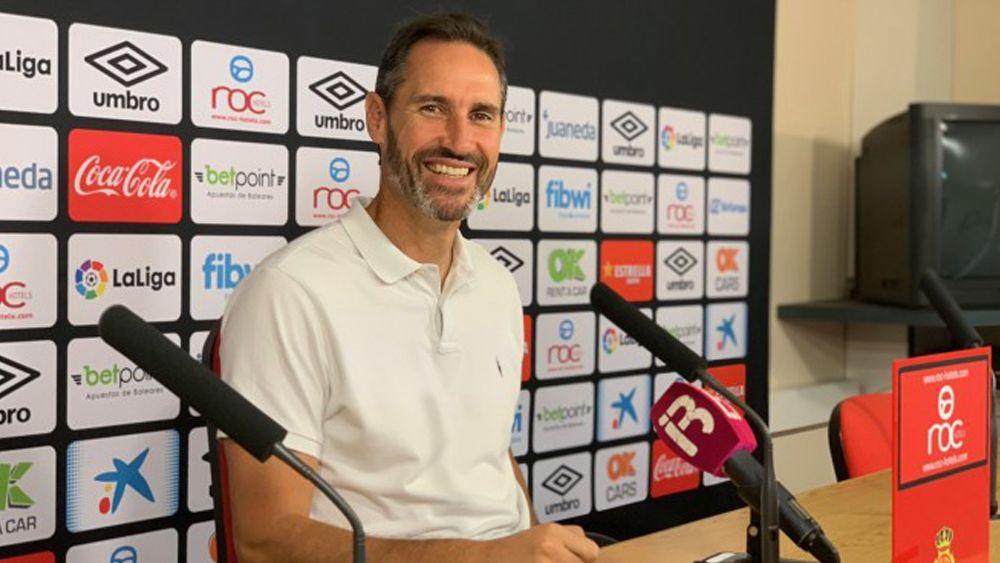 """Vicente Moreno: """"El CD Tenerife siempre me parece un buen equipo"""""""
