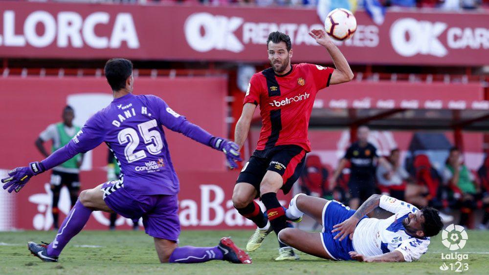 El CD Tenerife quiere aprovechar la versión 'mala' del RCD Mallorca