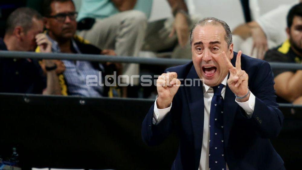 "Txus Vidorreta: ""Creo que Iberostar Tenerife está en línea ascendente"""