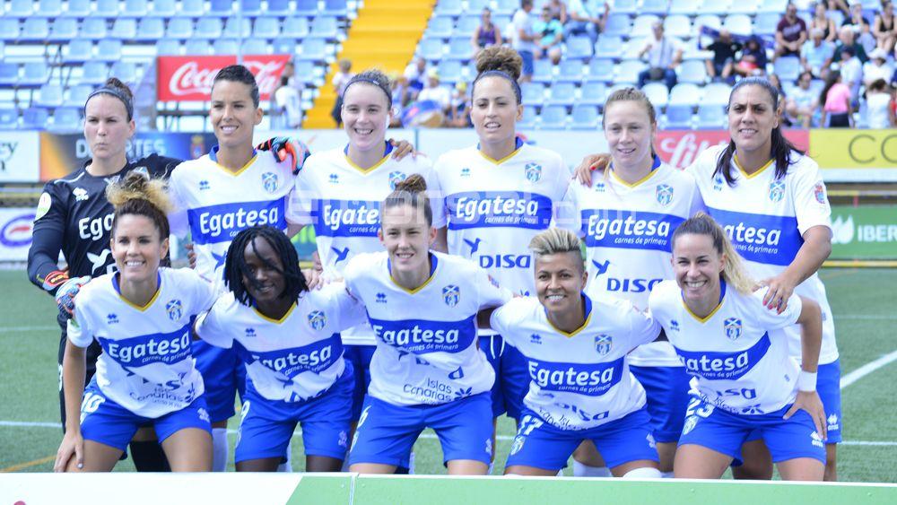 La UDG Tenerife iguala su mejor arranque en la élite