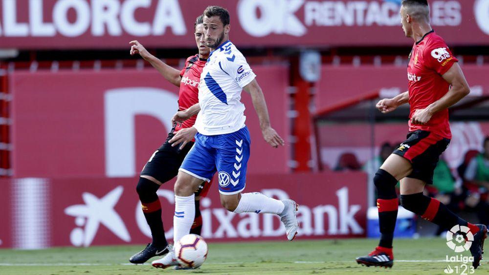 Partido caliente para el CD Tenerife ante el Real Zaragoza