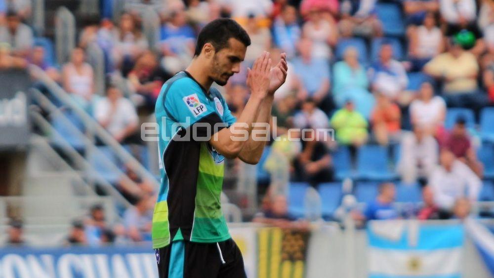 """Iriome: """"Cuando llegó el interés del Liverpool ya había firmado contrato profesional con el CD Tenerife"""""""
