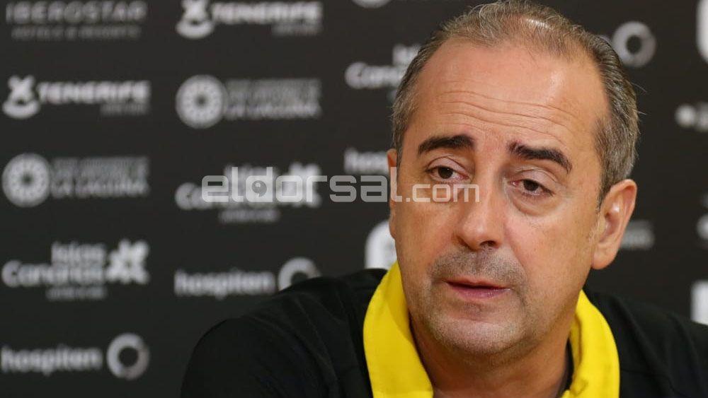 """Txus Vidorreta: """"Iberostar Tenerife está bien pese a los tres partidos en cinco días"""""""