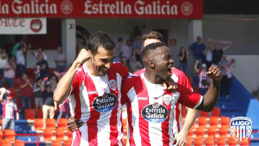 Así llega el CD Lugo al duelo ante el CD Tenerife