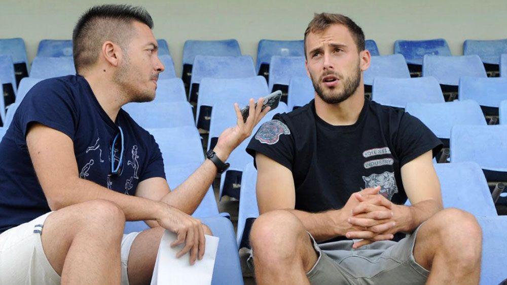 """Juanjo Ramos: """"El partido del CD Tenerife ante el Auxerre tiene un componente épico"""""""