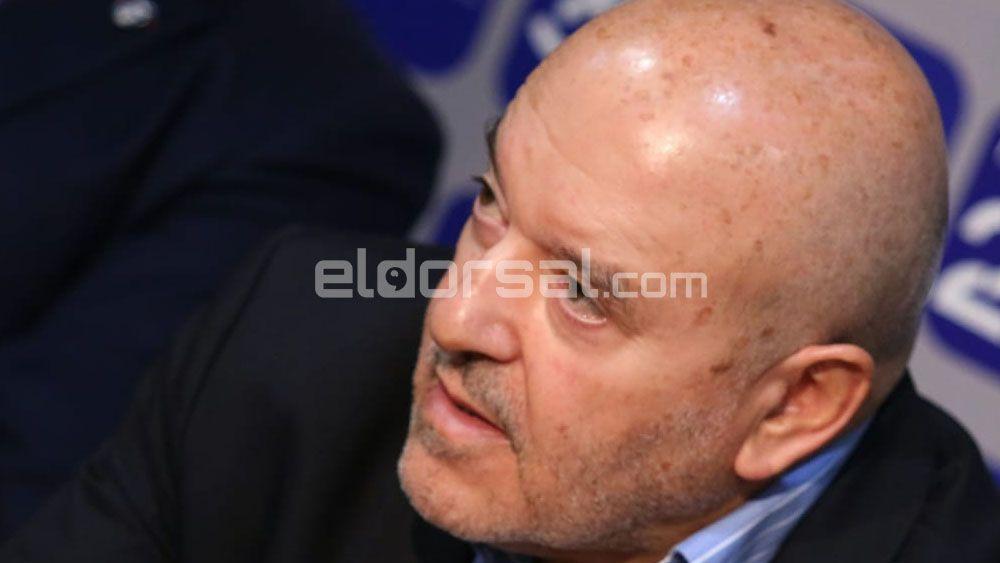 """Miguel Concepción: """"Los que me pitan son una minoría"""""""