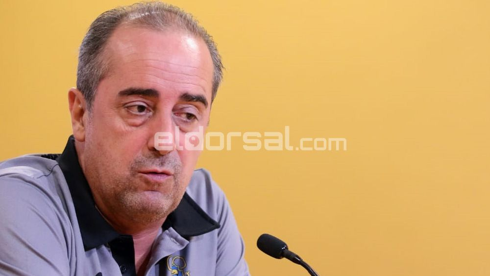 """Vidorreta: """"Iberostar Tenerife está preparado para todo"""""""