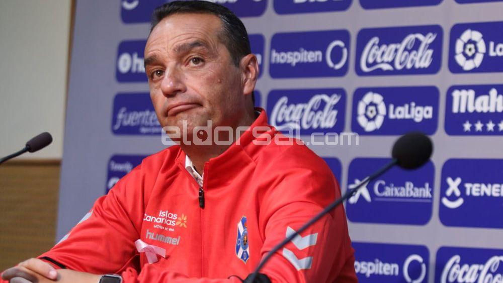 Oltra anuncia la presencia de Nano en el Zaragoza – CD Tenerife