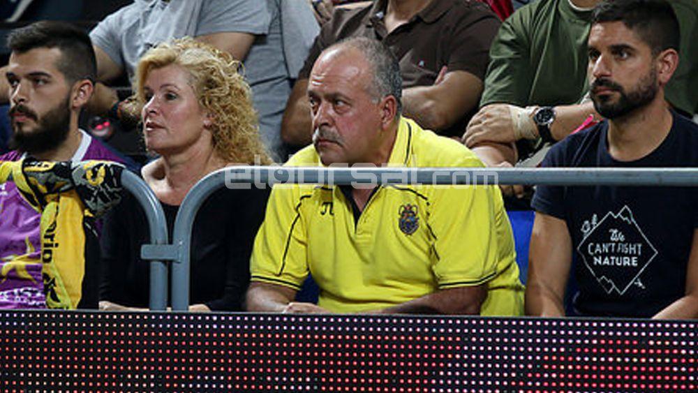 Las caras de la derrota del Iberostar Tenerife ante Estudiantes