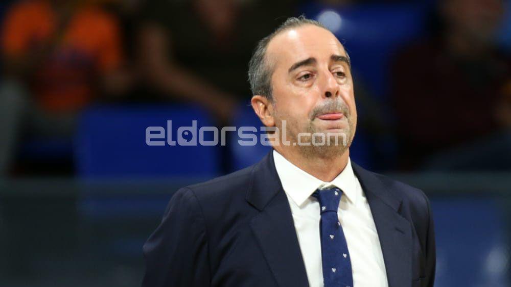 """Txus Vidorreta: """"Iberostar Tenerife está muy contento de sumar la tercera victoria en Champions"""""""