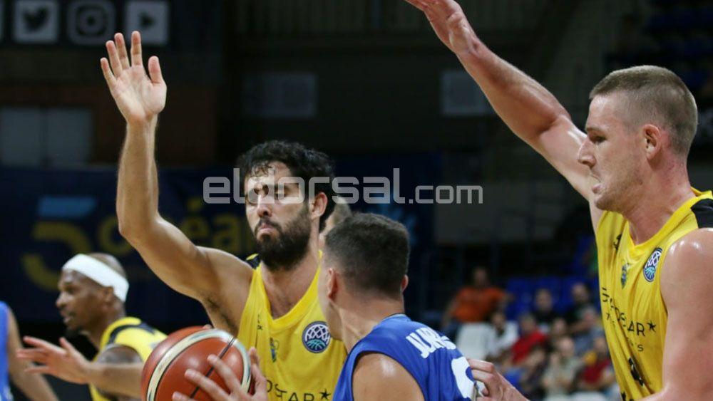 Iberostar Tenerife se hace gigante en la Basketball Champions League