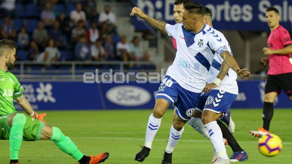 Vota al mejor jugador del CD Tenerife ante la AD Alcorcón