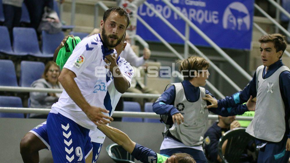 El CD Tenerife consiguió una remontada histórica