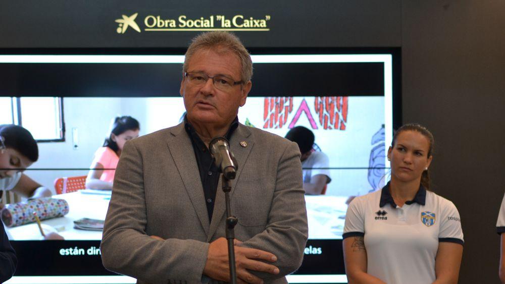 El UDG Tenerife – Sevilla CF, presentado de forma oficial