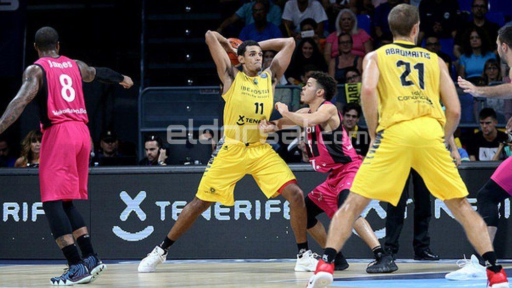 El Iberostar Tenerife se va hasta la prórroga para ganar en Alemania
