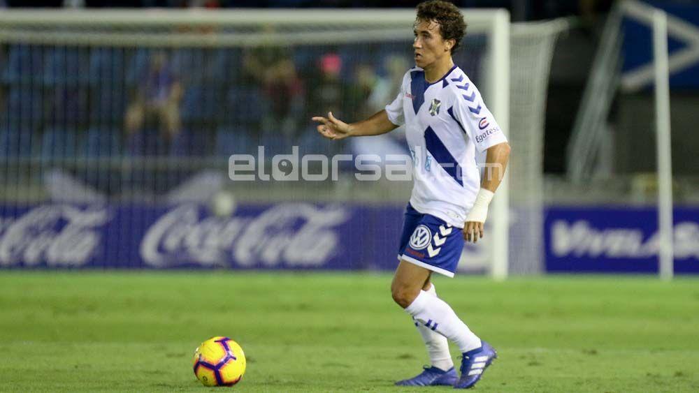 El once titular del CD Tenerife para el Extremadura según la afición