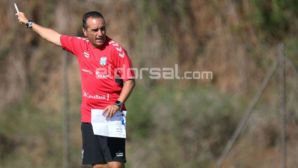 El CD Tenerife más ofensivo ante el Albacete