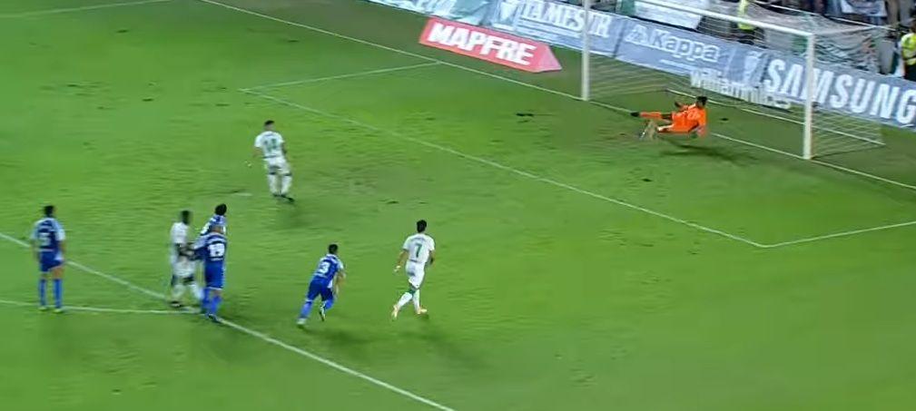 Penalti parado en Córdoba | LaLiga 123