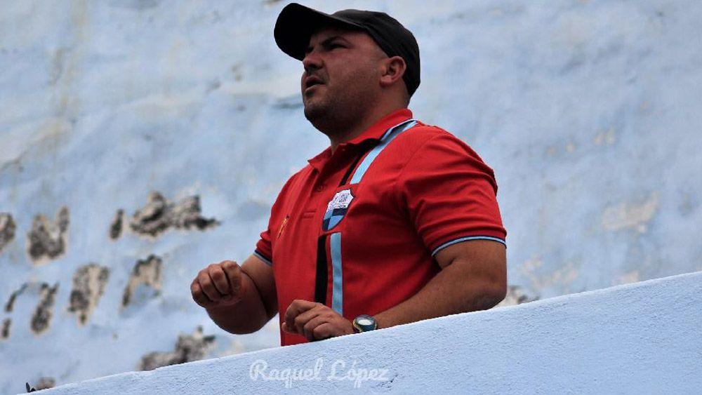 Adonay Martín y el Atlético Unión Güímar, un sueño real
