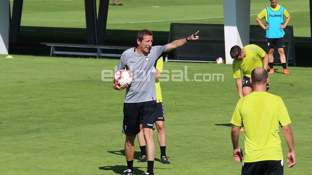 """Ramis: """"Estoy convencido de que el CD Tenerife terminará reaccionando"""""""