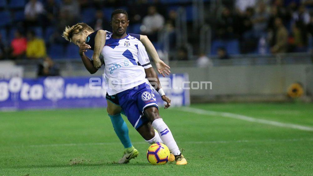 Elige al mejor jugador del CD Tenerife ante el Albacete