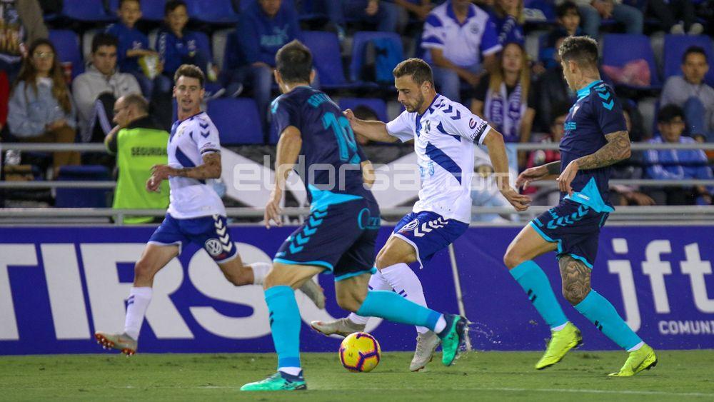 El once de la afición del CD Tenerife para el duelo de El Sadar