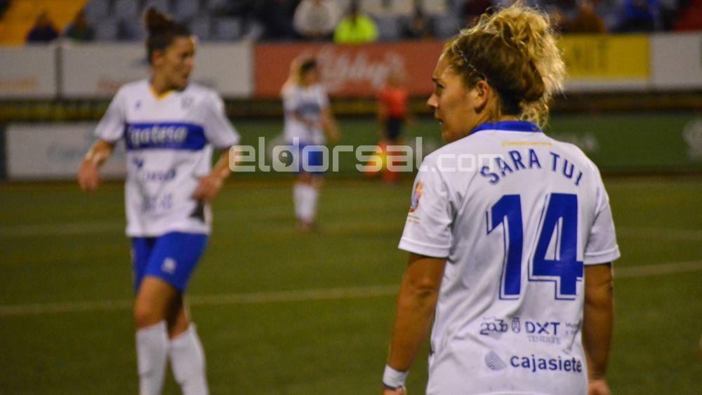 La UDG Tenerife cae con estrépito ante un contundente Levante UD