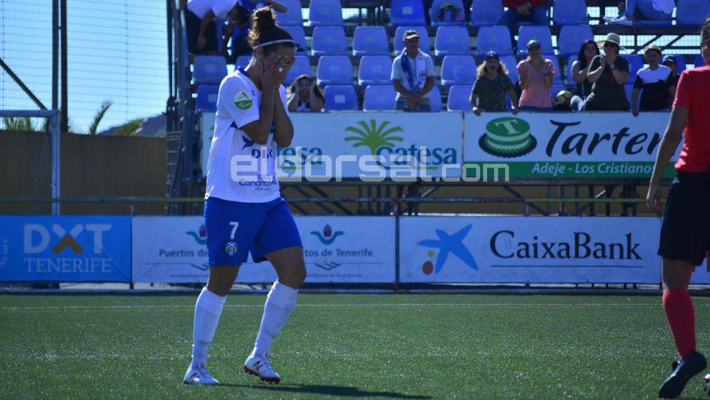 La UDG Tenerife cae eliminada en Copa en un partido de alto voltaje