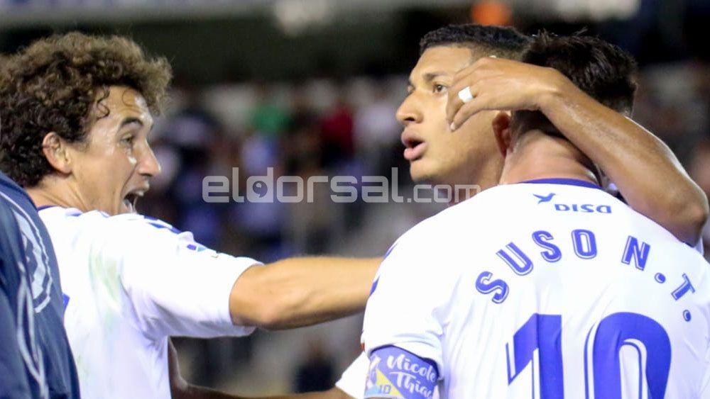 El CD Tenerife busca una victoria ante el Granada CF para cerrar el 2018