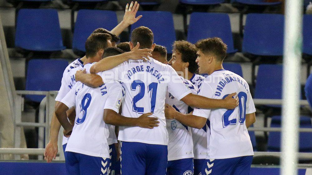 El CD Tenerife ante un partido clave por la salvación
