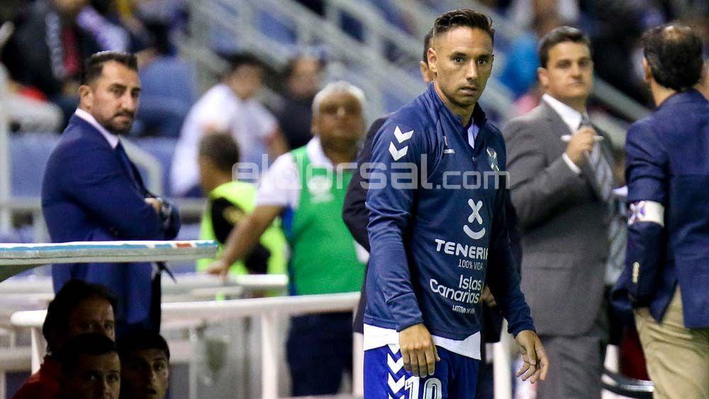 La delicada situación del CD Tenerife es merecida, según la afición