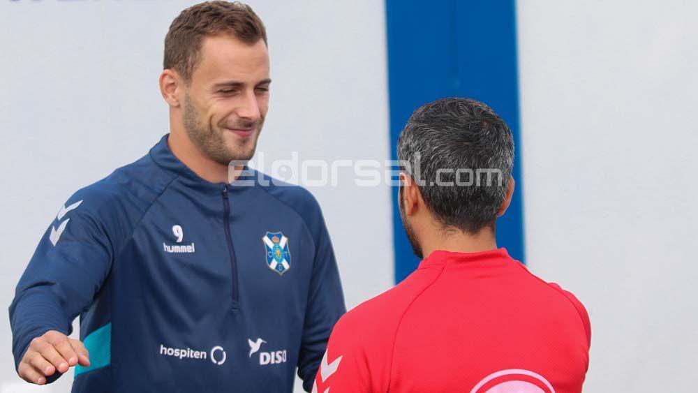 """Filip Malbasic no está """"del todo satisfecho, pero los goles llegarán"""""""