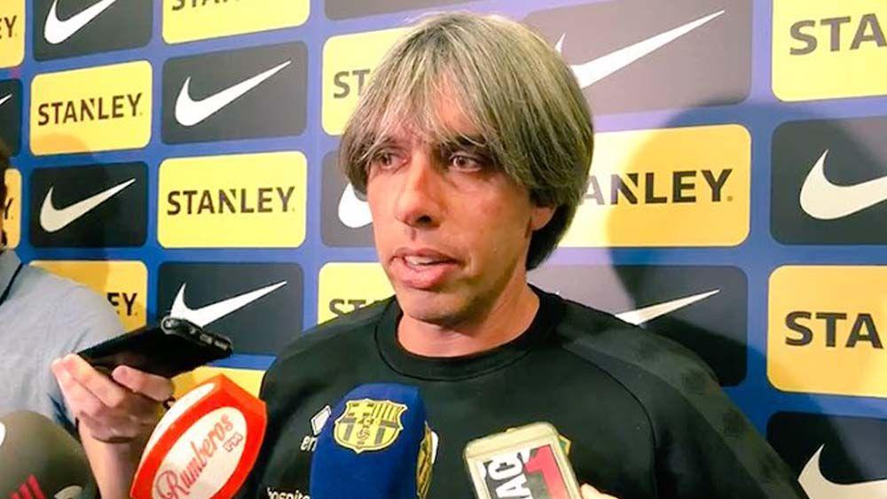 """Víctor Dámaso: """"El fútbol se decide en las áreas, y la UDG Tenerife ha tenido catorce ocasiones"""""""