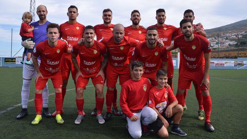 Santa Úrsula y Villa Santa Brígida vencen en los partidos adelantados de esta decimosexta jornada