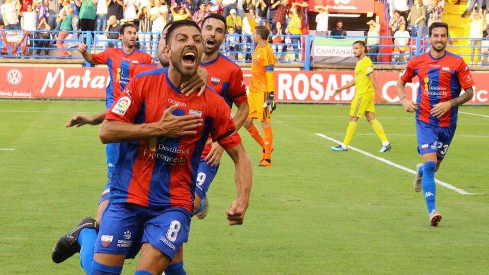 Así llega el Extremadura UD a su duelo ante el CD Tenerife