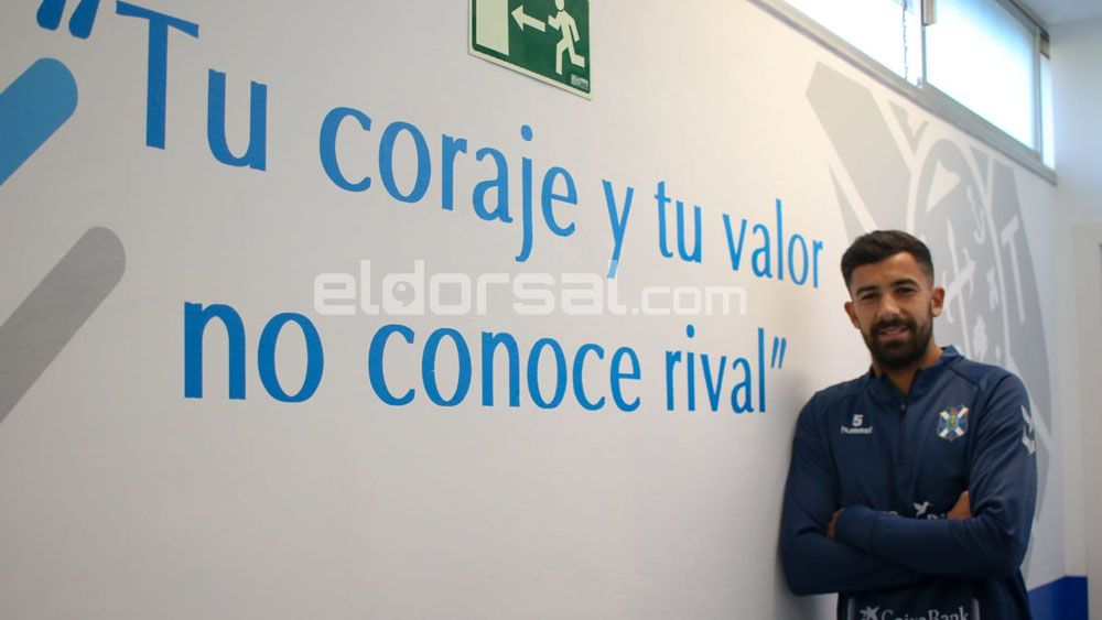 "Alberto: ""Espero que no sea un derbi canario de patadas sino de buen juego"""