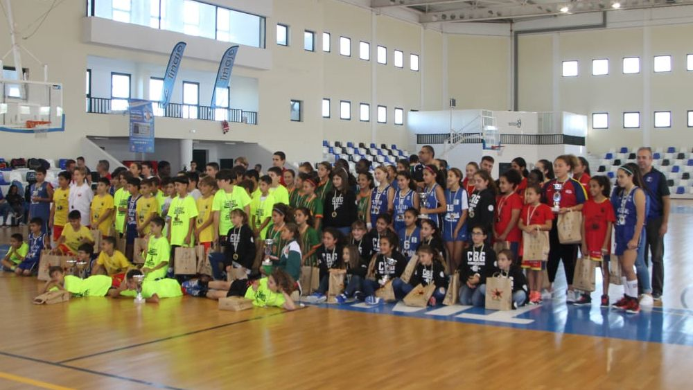 El Tegueste se proclama campeón del III Torneo Minibasket Timanfaya