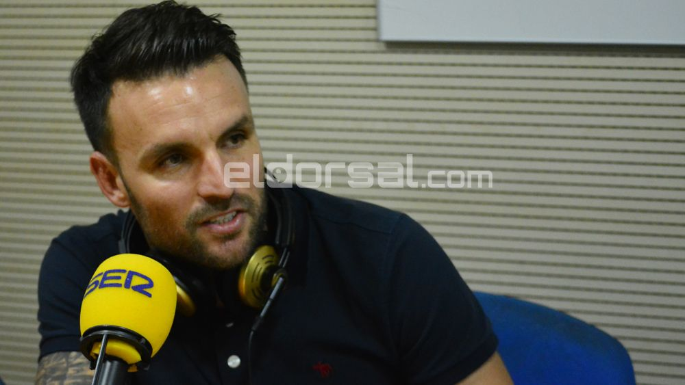 Ayoze García augura un derbi vibrante, con victoria para el CD Tenerife