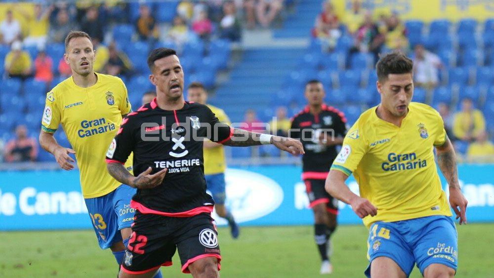 Elige al mejor del CD Tenerife ante la UD Las Palmas