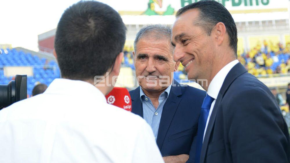 """Paco Herrera: """"Todo el mundo ha visto que el penalti no existe"""""""