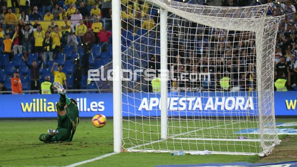 Así fue el polémico empate del CD Tenerife ante la UD Las Palmas