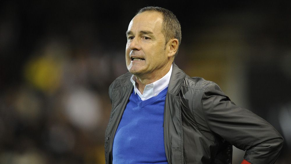 El ex del CD Tenerife Víctor Fernández al banquillo del Real Zaragoza