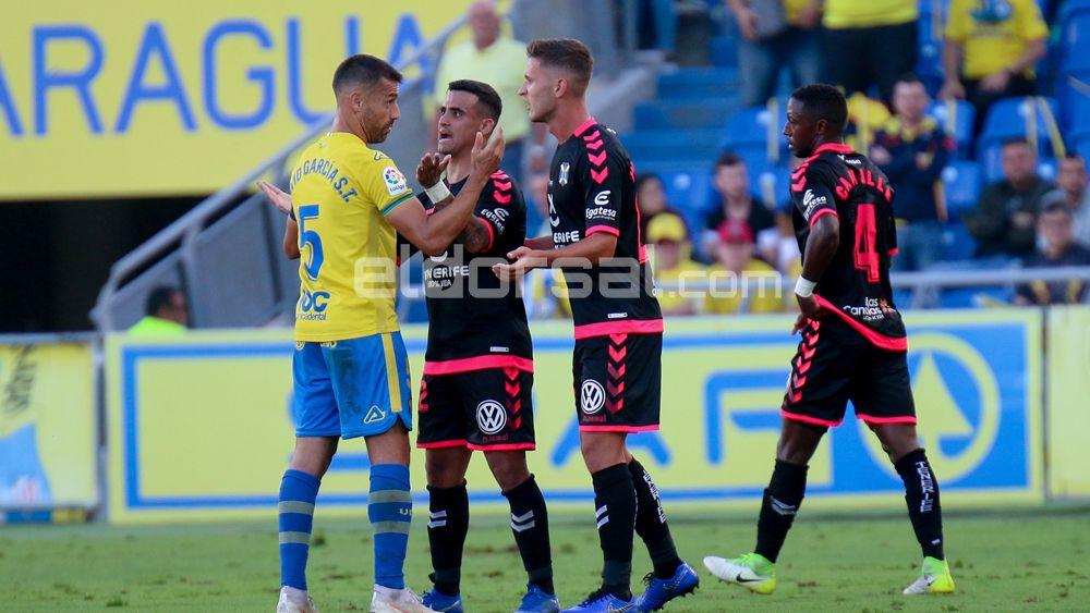 Nano Mesa se apunta al duelo del CD Tenerife ante el líder