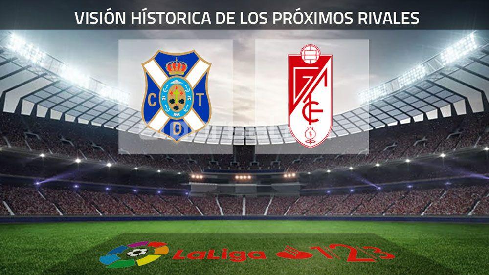 La historia respalda al CD Tenerife ante el Granada CF