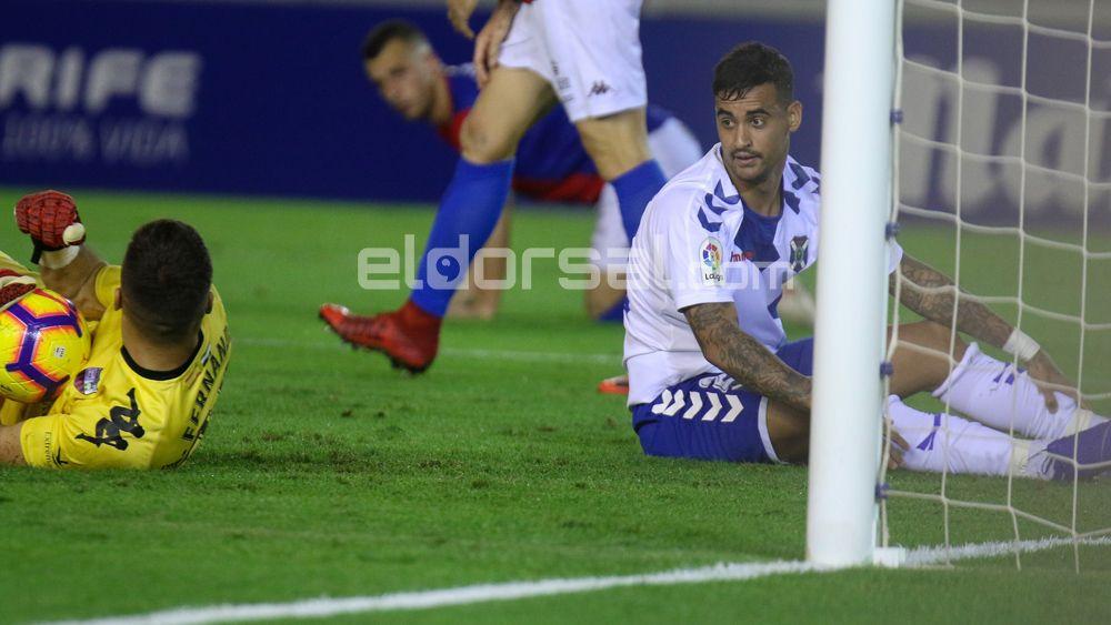 El once de la afición del CD Tenerife para el partido ante el Granada CF