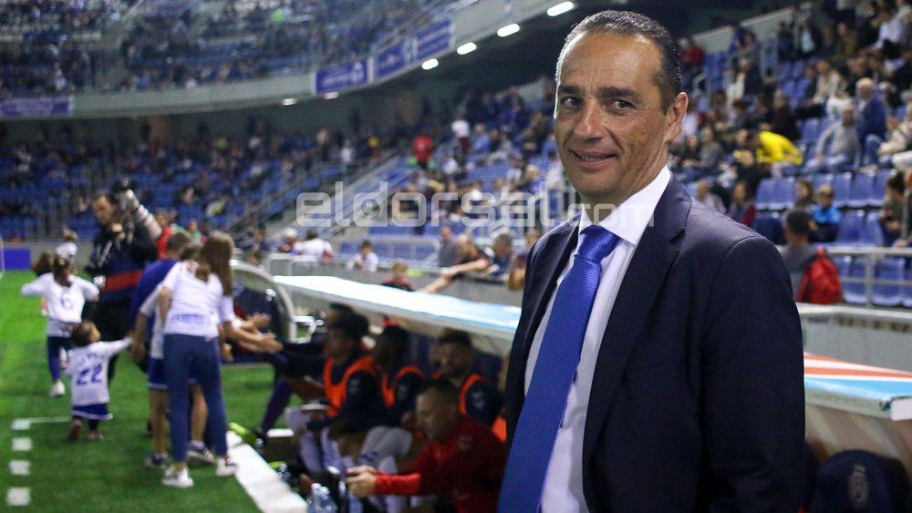"""Oltra: """"El CD Tenerife ha vuelto a ser valiente"""""""
